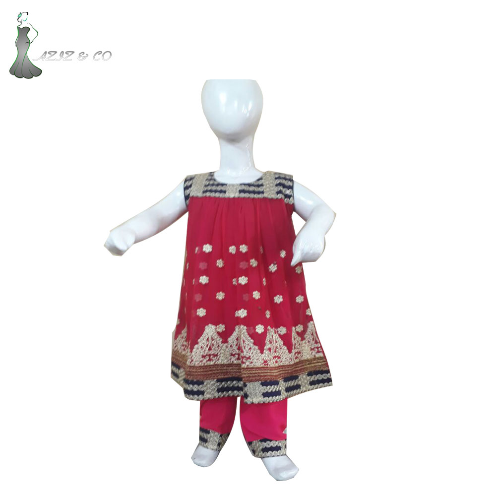New Collection Children Wear Girls Dress For Kids