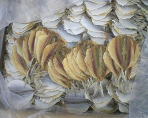 dried yellow stripe fish