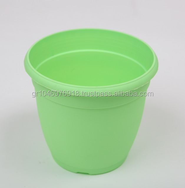 Plastic Nursery Pot / Seed - Flower - Plant Garden Planter Container (3,1lt)
