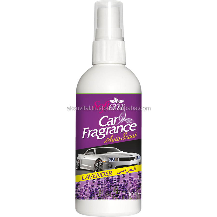 Air freshener for room / type spray Lavender Scented Smell Aire Fresco Spraying