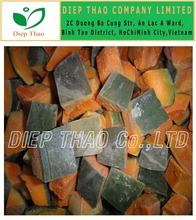 NEW CROP VIETNAMESE FROZEN PUMPKIN DICES