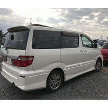 Japan Supplier Second Hand Small Rv for Sale