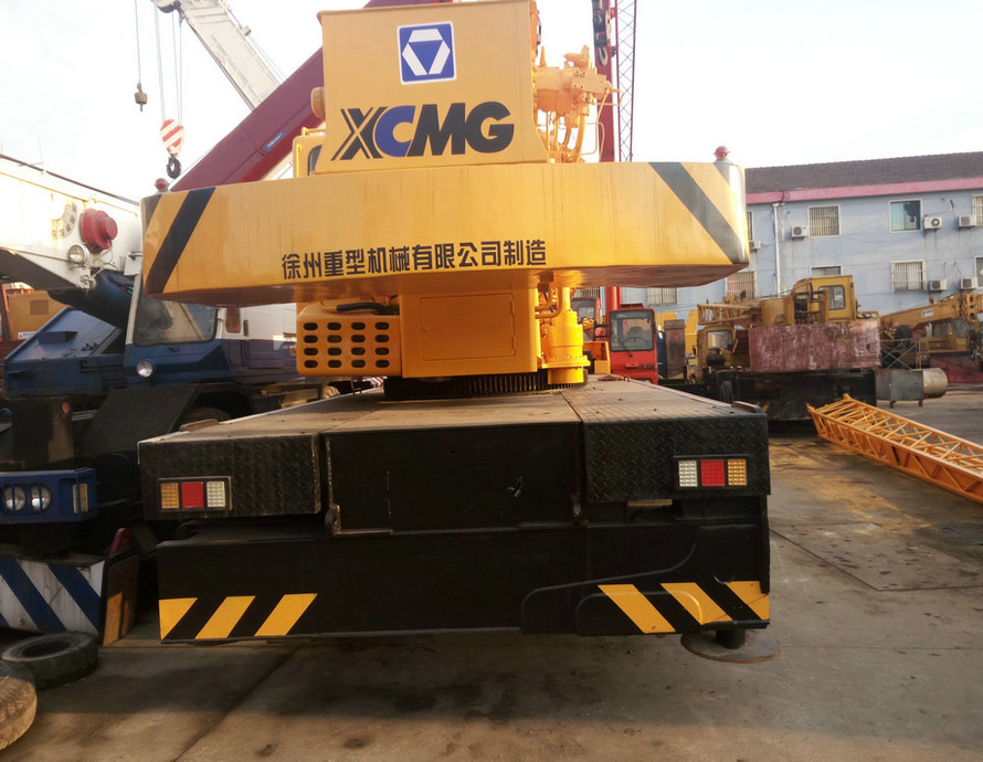 Used XCMG QY50K-I 50ton truck crane for sale