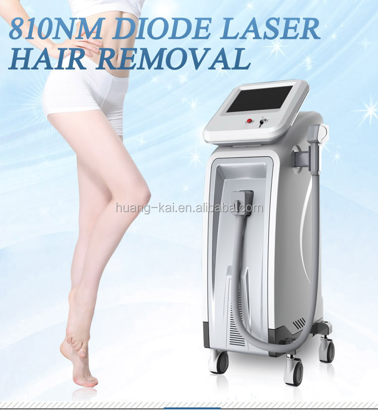 2018 new style 2000W permanent 808nm diode laser/laser diode/ 810nm diode laser hair removal with FDA
