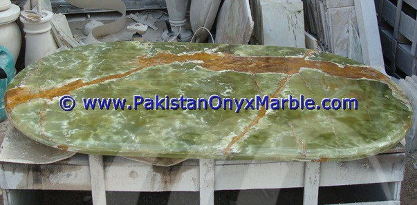 MULTI COLOR NATURAL STONE ONYX COUNTER TOPS HOME HOTEL OFFICE RESTAURANT BAR SHOP SPA COLLECTIONS DARK GREEN/MULTI RED/WHITE