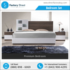 Queen & King Size Bedroom Furniture Set with Full Extension Drawers