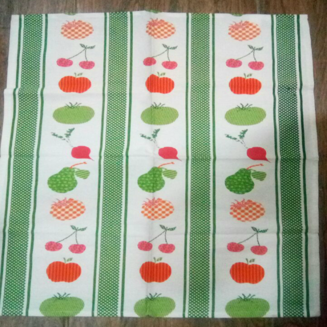 Branded plain and printed kitchen towel