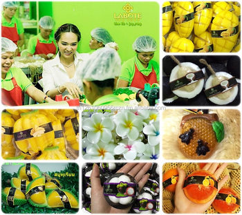 Thai Fruit Soap Handmade 100%Natural Product of Thailand