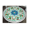 Inlay marble top