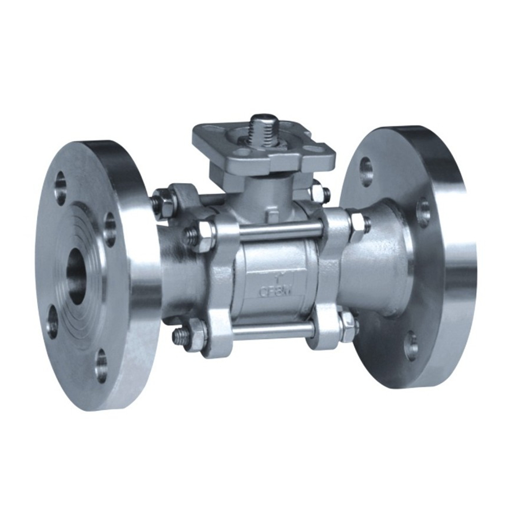 elite pipe company cf8m stainless steel ball valve