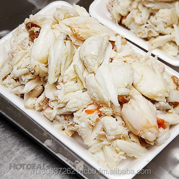 WHITE CRAB MEAT
