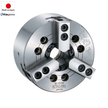 Factory direct japanese 5 4 jaw chuck with long tool life