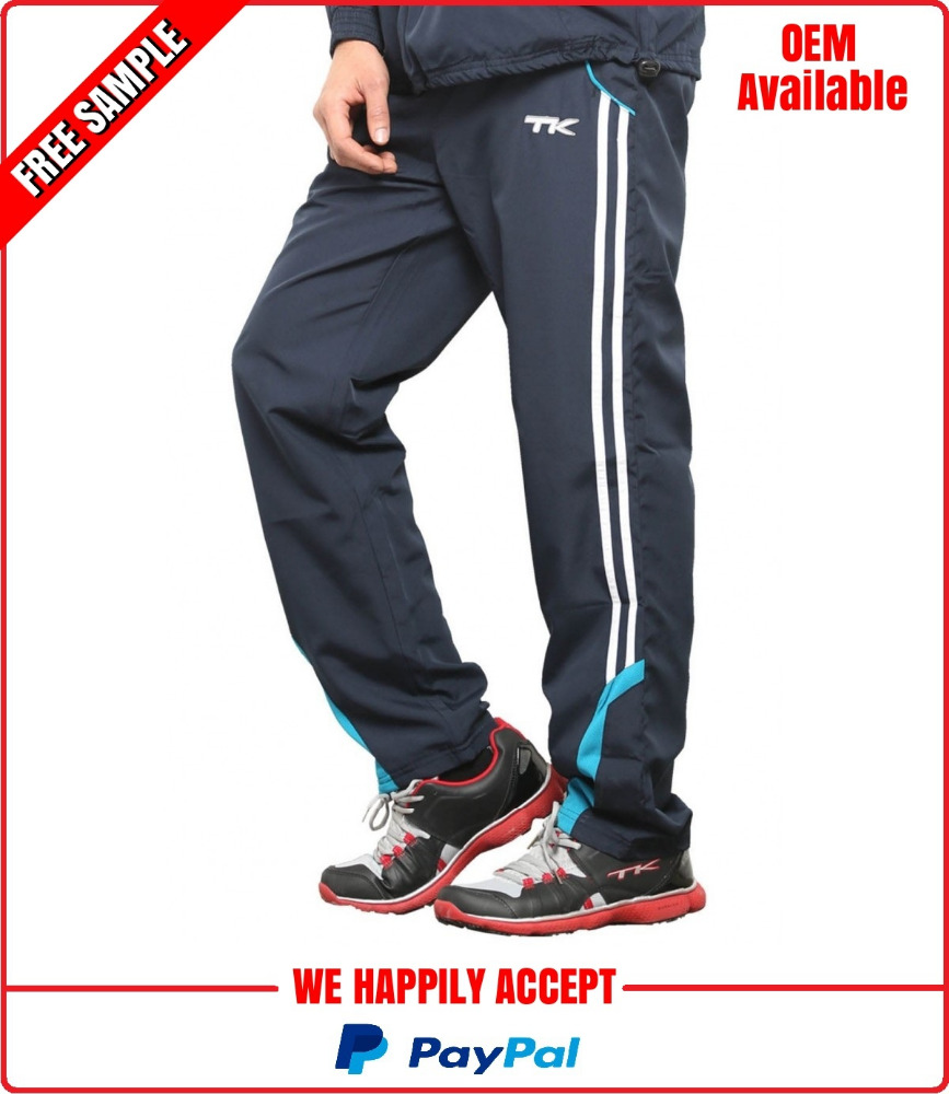 New design mens tracksuit bottom wholesale