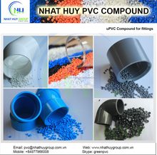 uPVC compound for pipe fittings (factory price) from vietnam