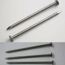 Galvanized common wire nail/Common steel galvanized building wire nails for construction, wooden cases and furniture.