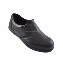 Walk About Executive safety shoes (Genuine Cow Leather) 3908 18 SB P HRO (Black 18)
