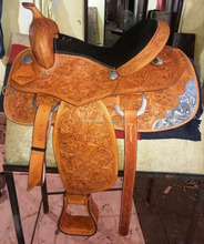 Hand Carved Western Horse Saddle wholesale
