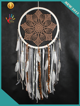 Top selling selling wall hanging wedding bohemian dream catcher