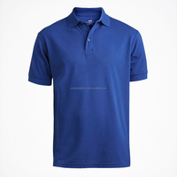 High quality custom pique polo shirt ,advertising polo t shirt 100% cotton for