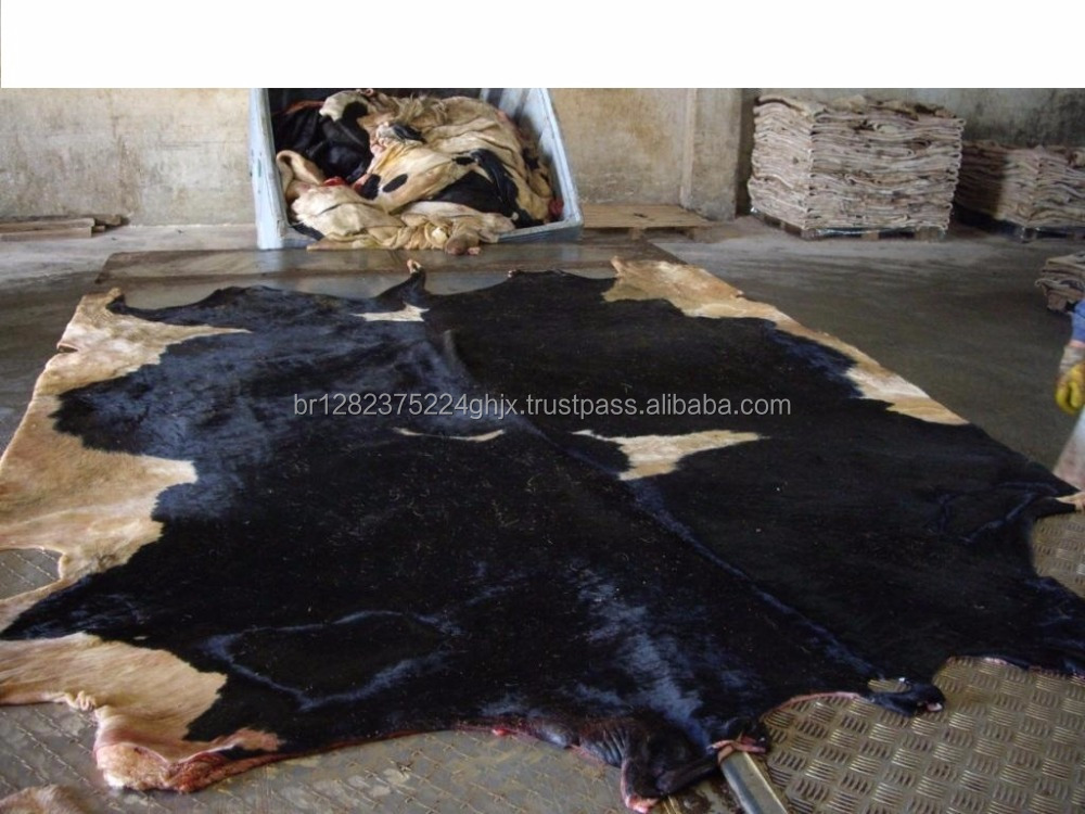 Dry and Wet Salted Cow skins and Sheep skins