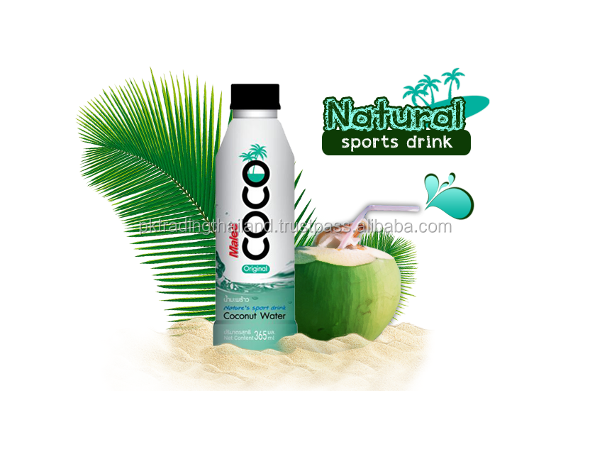 Natural Young Coconut Water Juice