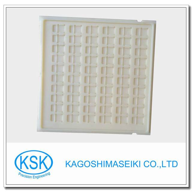 high precision customized ABS POM PP PE PC NYLON machined parts for jig