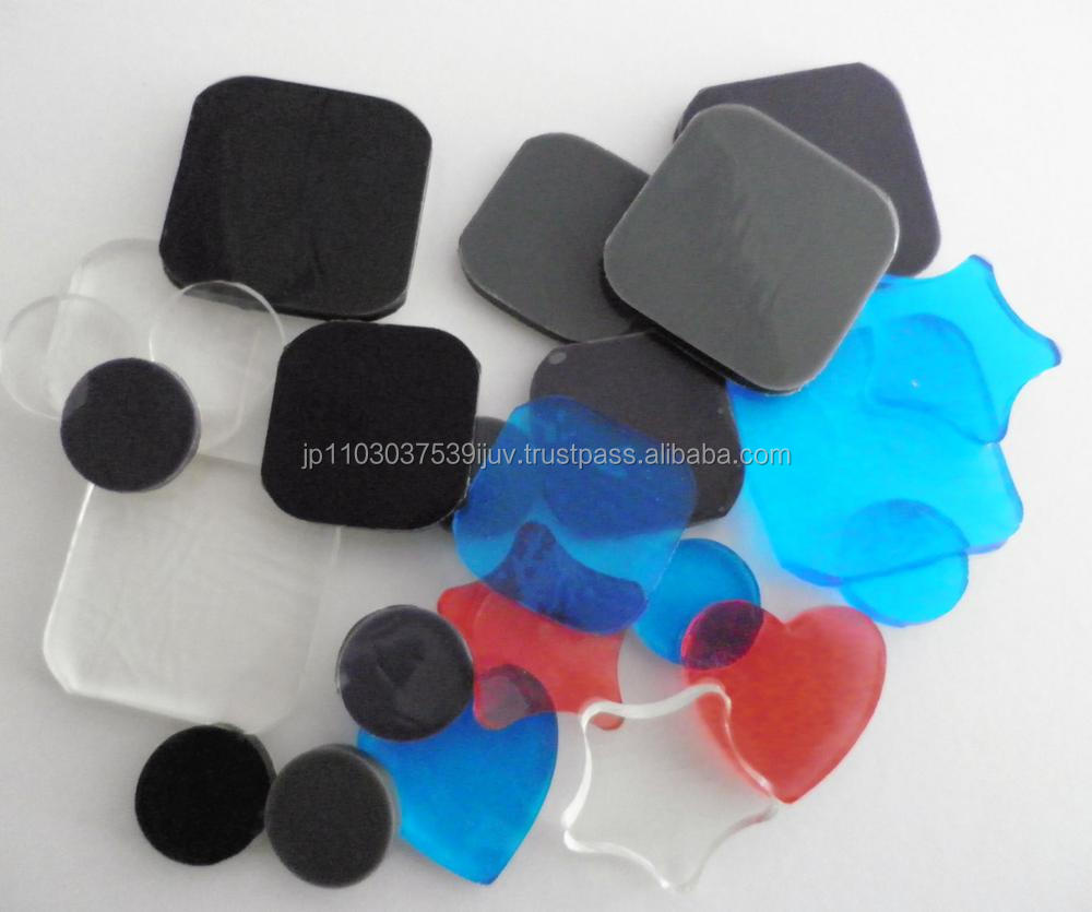 Flame retardant Proseven adhesive pads for car interior accessories
