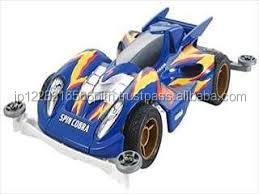 Easy to use Full Cowl Mini 4WD 50 Spin Cobra Premium (Super 2 Chassis) MINI4WD for From children to adults