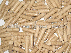 WHOLESALE RICE HUSK PELLETS FROM VIETNAM