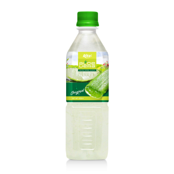 500ml Pet bottle Original Aloe Vera Drink