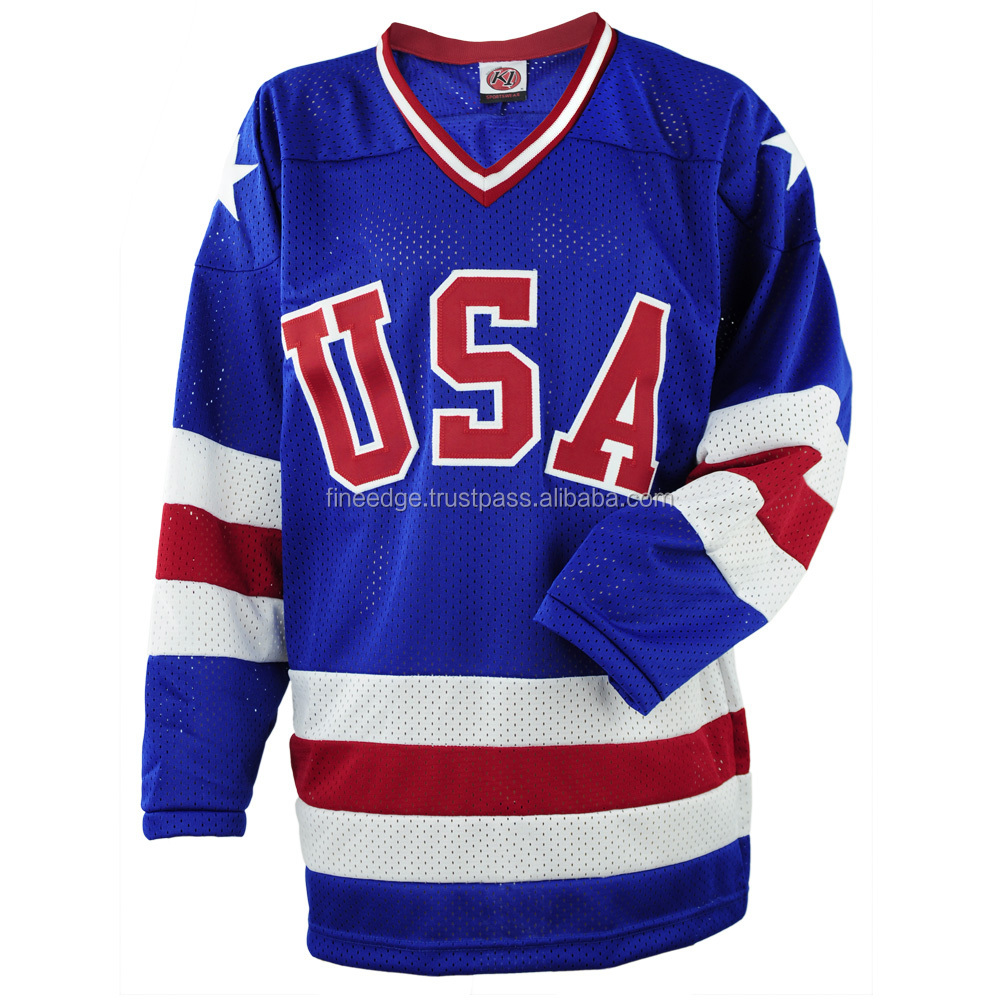Jerseys for Ice Hockey
