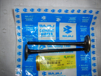 ENGINE VALVE KIT FOR BAJAJ