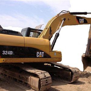 Cheap price caterpillar 324DL excavator/used caterpillar excavator 324dl original condition