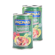 Delicious Canned Sardine Fish in Tomato Sauce 155 g Tin Oil Meal