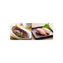 Japanese Endemic Species Yellowtail (Buri) Frozen Fish Fillet