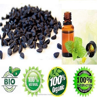 certified natural Black Cumin Seed Oil halal