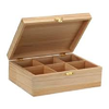 Cheap Price Wooden Box for Salt Stone Storage // PINE wood