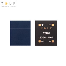 Latest design promotional mini photovoltaic module used modules kit solar panel