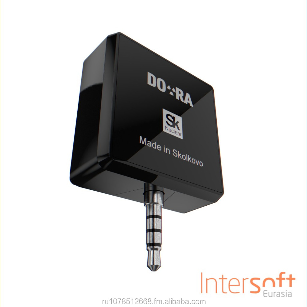 Dosimeter DO-RA for smart phones, tablet PCs and computers, radiometer DO-RA