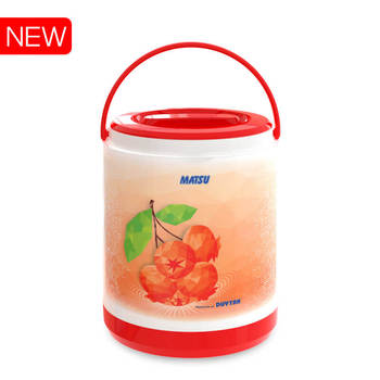 PLASTIC COOLER BOX 4L, 5L, 6L, 7L - HIGH QUALITY - COOL KEEPING