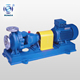 IH single stage end suction pump anti-corrosion stainless steel centrifugal chemical pump