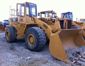 Good quality used caterpillar wheel loader 966C for sale/ cat loader with low price