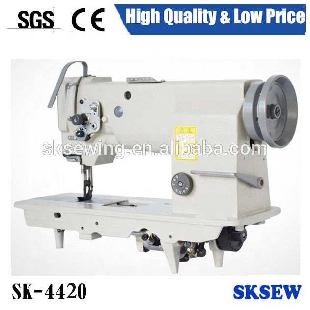 4420 Direct Drive High speed Lock stitch Sewing Machine for leather sofa handbag