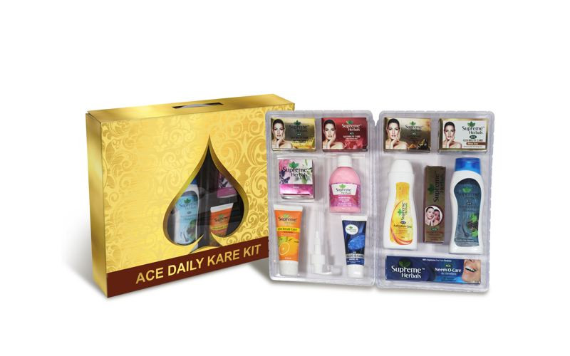 Ace daily Kare Herbal Products Kit