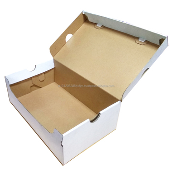 Shoe Box with Custom Design for shoe packaging