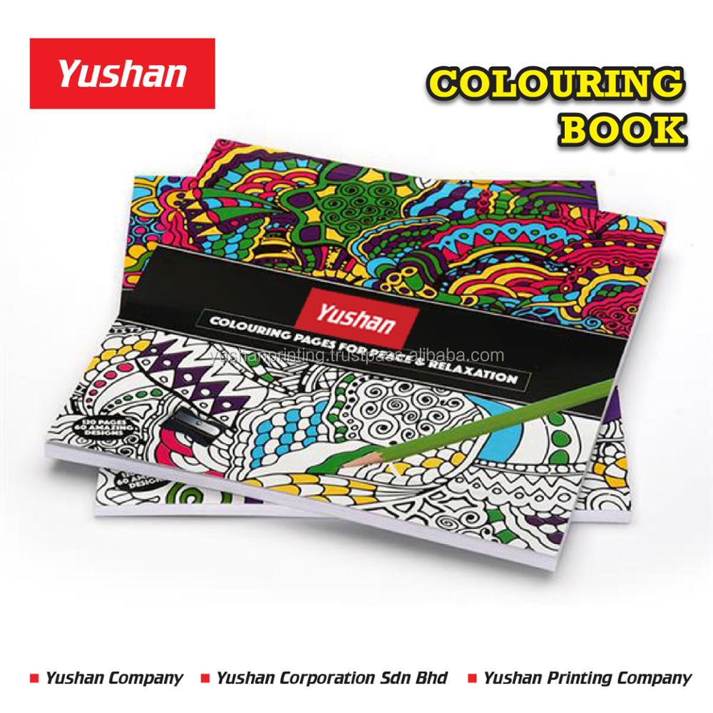 Children Coloring Book Printing For School And Educational Purpose ...