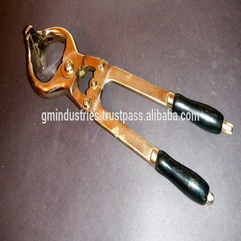 Emasculator Bull Calf Poland Bloodless Castration Veterinary Veterinary Surgical Equipments Instruments