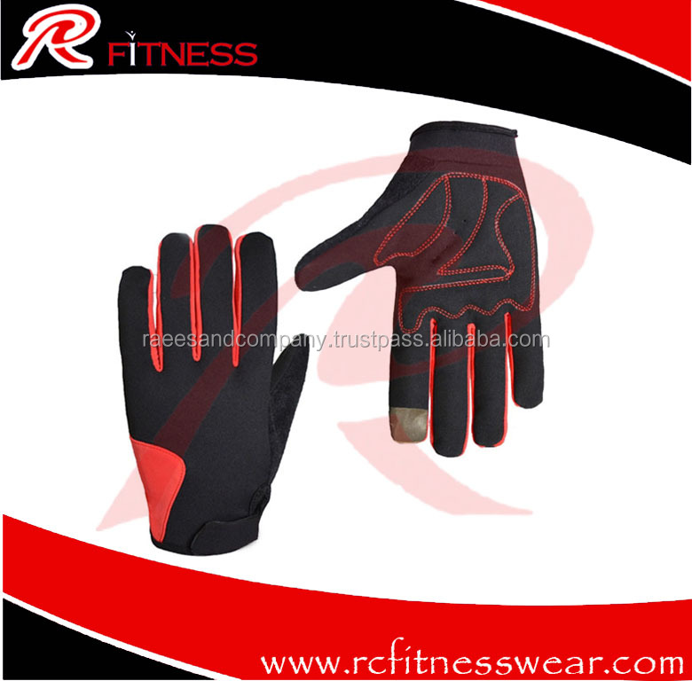 TOP Quality Motorcycle Riding Full Finger Protective Racing Cycling Sport Gloves | Bicycle Summer Gloves