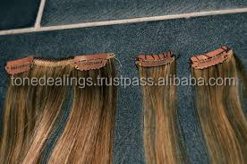 3 Bundles Of Bulk Clip Hairs Sale