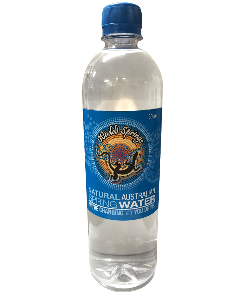 600ml Bottled Australian Premium Spring Water